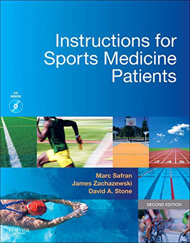 9781416056508: Instructions for Sports Medicine Patients, 2e