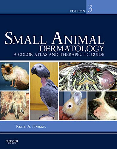 9781416056638: Small Animal Dermatology: A Color Atlas and Therapeutic Guide