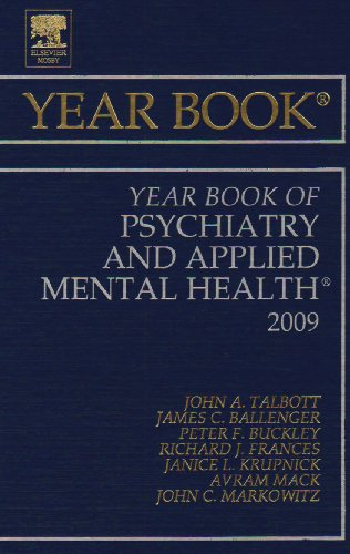 Year Book of Psychiatry and Applied Mental: John A. Talbott