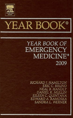 9781416057482: Year Book of Emergency Medicine, 1e (Year Books)