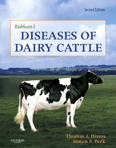 9781416057581: Rebhun's Diseases of Dairy Cattle - Text and VETERINARY CONSULT Package, 2e