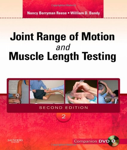Joint Range of Motion and Muscle Length: Bandy PhD PT
