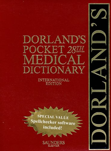 9781416058854: Dorland's Pocket Medical Dictionary