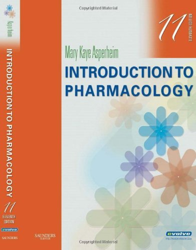 9781416059059: Introduction to Pharmacology