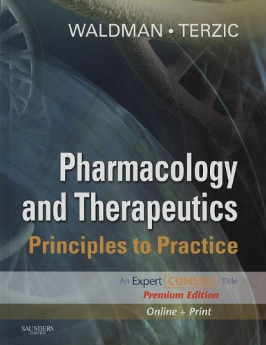 9781416060987: Pharmacology and Therapeutics: Principles to Practice