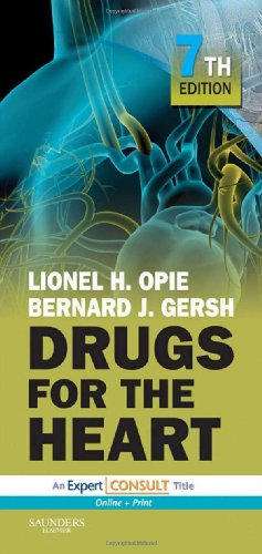 9781416061588: Drugs for the Heart: Expert Consult - Online and Print