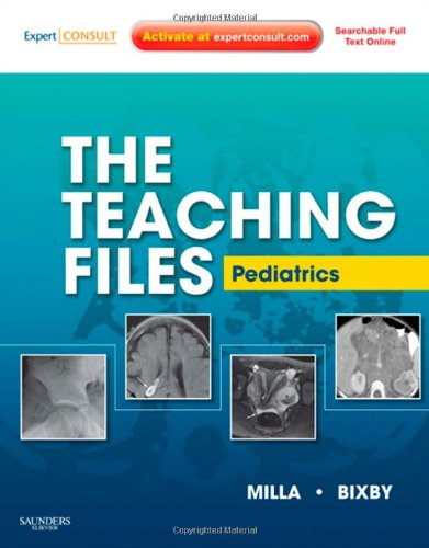 9781416062066: The Teaching Files: Pediatric: Expert Consult - Online and Print, 1e (Teaching Files in Radiology)