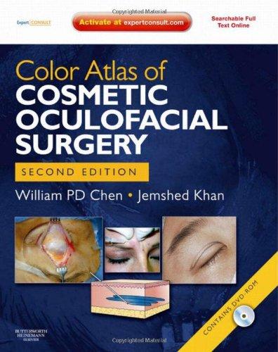 9781416062103: Color Atlas of Cosmetic Oculofacial Surgery with DVD, 2e