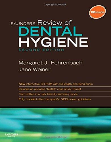 9781416062554: Saunders Review of Dental Hygiene