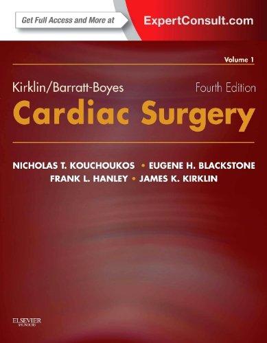 Kirklin/Barratt-Boyes Cardiac Surgery: Expert Consult - Online and Print (2-Volume Set), 4e (...