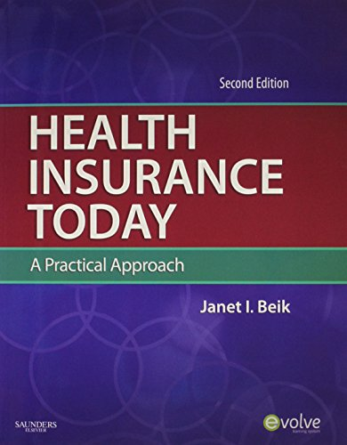 Medical Insurance Online for Health Insurance Today (User Guide, Access Code and Textbook Package),...