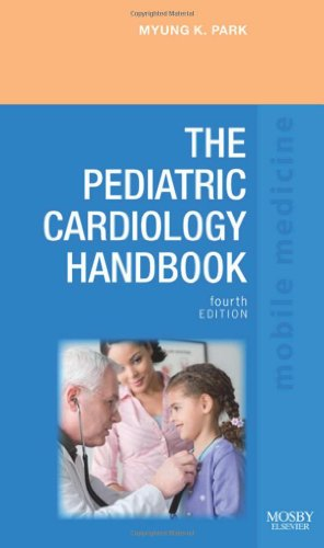 9781416064435: The Pediatric Cardiology Handbook: Mobile Medicine Series