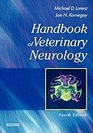 9781416064749: Handbook of Veterinary Neurology - Text and VETERINARY CONSULT Package, 4e