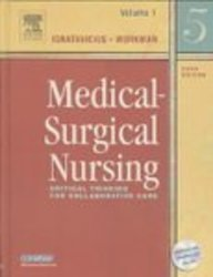 9781416066347: Medical-Surgical Nursing: Critical Thinking for Collaborative Care (2 Volume Set, plus Study Guide)