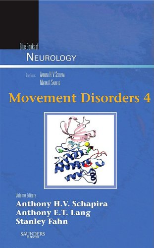 9781416066415: Movement Disorders 4 (Blue Books of Neurology Series, Vol. 35)