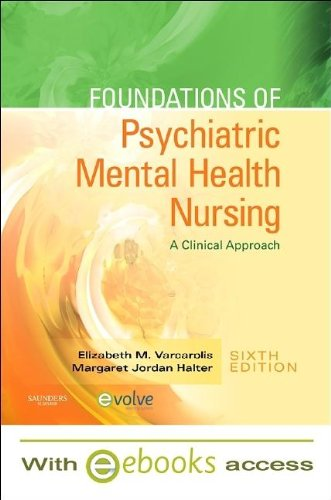 9781416066507: Foundations of Psychiatric Mental Health Nursing - Text and E-Book Package: A Clinical Approach, 6e