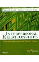 Interpersonal Relationships - Text and E-Book Package: Elizabeth C. Arnold