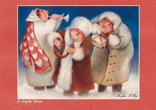 9781416200826: A Joyful Noise Boxed Holiday Cards