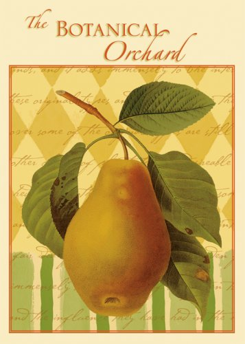 9781416201458: Botanical Orchard Boxed Notecards