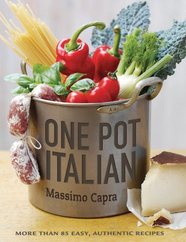 9781416207634: One Pot Italian: More Than 85 Easy, Authentic Recipes