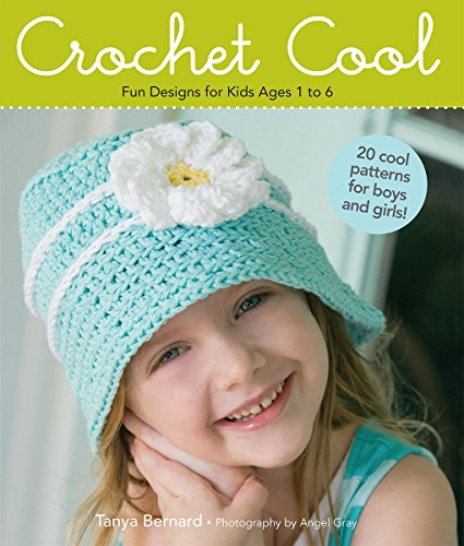 9781416208921: Crochet Cool: Fun Designs for Kids Ages 1 to 6