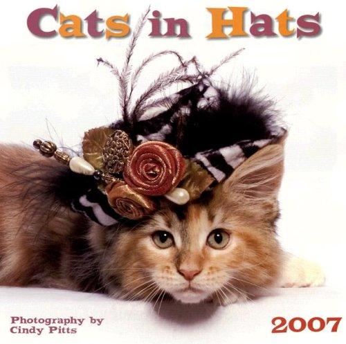 9781416211747: Cats in Hats 2007 Calendar