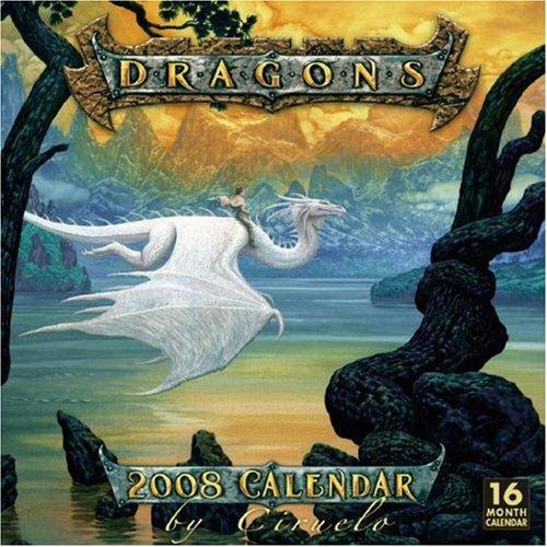 Dragons 2008 Wall Calendar