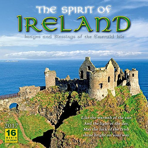 9781416243021: The Cal 2017-Spirit of Ireland (Square Wall)