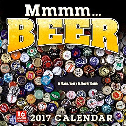 Mmmmm. Beer 2017 Wall Calendar: bCreative