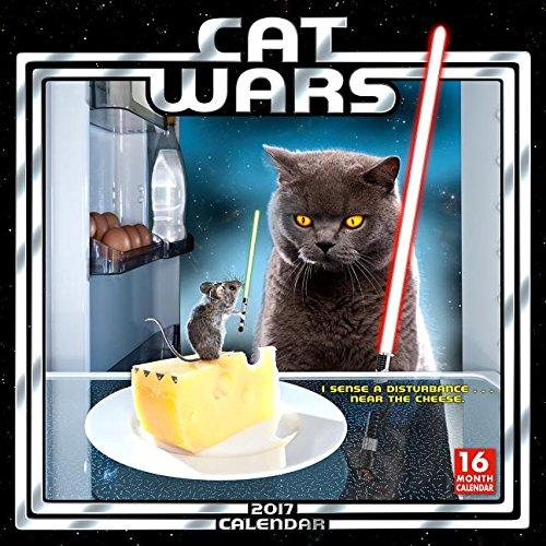 9781416243311: Cal 2017-Cat Wars