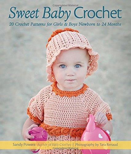9781416245810: Sweet Baby Crochet