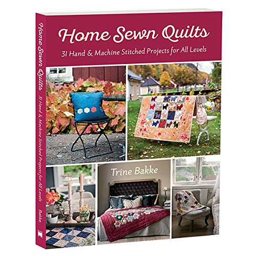 9781416245858: Home Sewn Quilts: 31 Hand & Machine Stitched Projects for All Levels