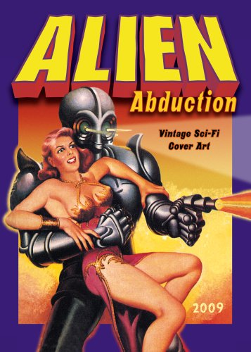 9781416280040: Alien Abduction 2009 Wall Calendar (Calendar)