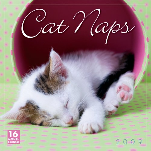 Cat Naps 2009 Wall Calendar (Calendar): Sellers Publishing Inc