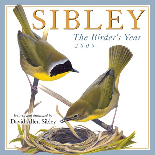 Sibley: The Birder's Year 2009 Wall Calendar (Calendar) (1416280537) by David Allen Sibley