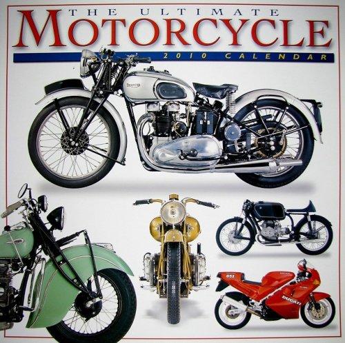 9781416282839: Ultimate Motorcycles 2010 Wall Calendar (Calendar)