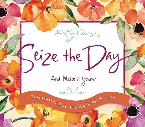 Seize The Day 2010 Daily Boxed Calendar (Calendar): Davis, Kathy