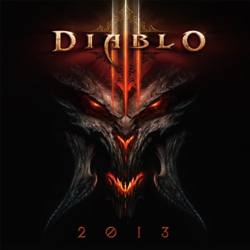 9781416288930: Diablo® 2013 Wall (calendar)