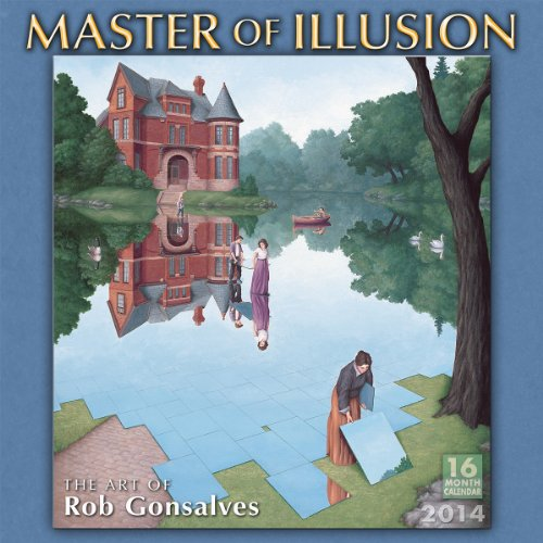 Master of Illusion 2014 Wall (calendar): Gonsalves, Robert