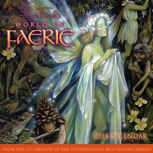 Brian Froud's World of Faerie 2014 Wall: Brian Froud