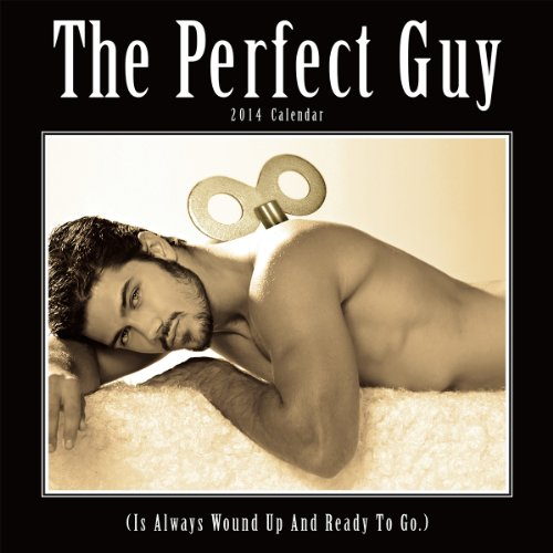 9781416293712: The Perfect Guy 2014 Wall (calendar)