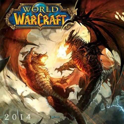 9781416294153: World of Warcraft 2014 Calendar