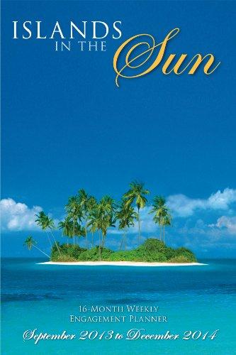 9781416294337: Islands in the Sun 2014 Engagement (calendar)