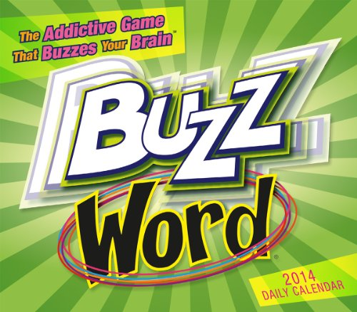 Buzzword® 2014 Boxed/Daily (calendar): Patch Products