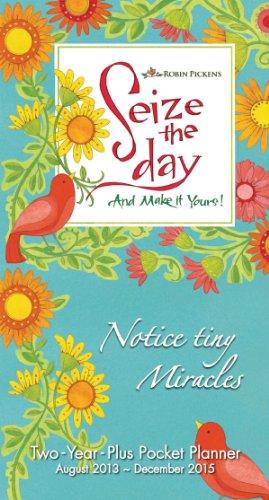 9781416294917: Seize the Day 2014 Checkbook (calendar)