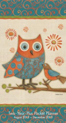Owls by Debbie Mumm 2014 Checkbook (calendar) (141629497X) by Debbie Mumm
