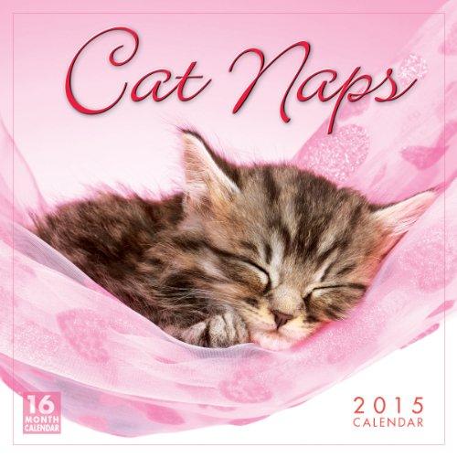 Cat Naps 2015 Wall Calendar: Sellers Publishing Inc