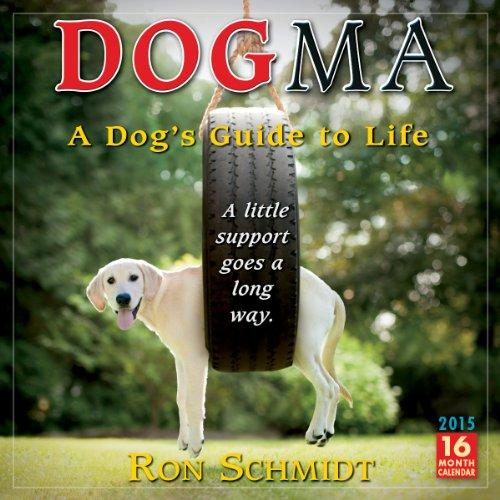 9781416295198: Dogma Calendar: A Dog's Guide to Life