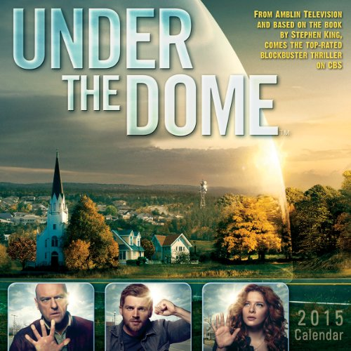 9781416295709: Under the Dome™ 2015 Wall Calendar