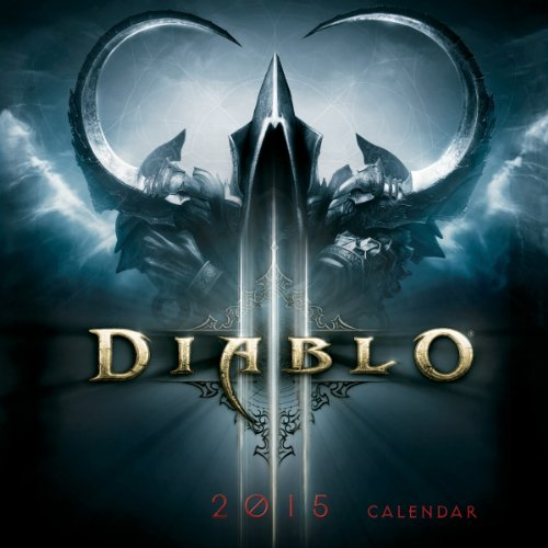 9781416295853: Diablo 2015 Calendar